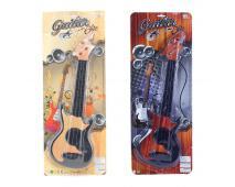 Gitara detská plastová 2 farby