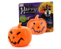 Dekorácia Halloween dyňa,zvuk a svetlo