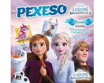 Pexeso Frozen