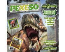 Pexeso Dinosaury