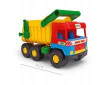 Middle truck vyklápač