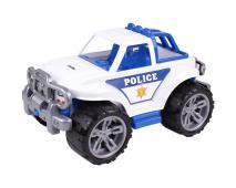 Auto SUV Polícia 35cm