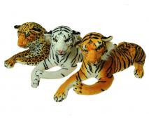 Tiger ležiaci mix - 50cm