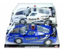 Policajné auto na zotrvačník 45cm
