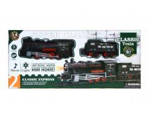 Vláčik B/O Classic 47X21cm