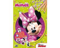 A4+ - Minnie+samolepky