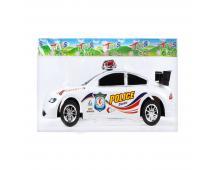 Auto policajné P/B v sáčku 28cm