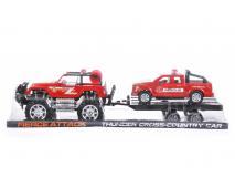 Auto hasiči P/B 64x18x21cm