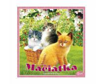 Hra Mačiatka