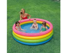 Bazén štvorfarebný 168x46cm
