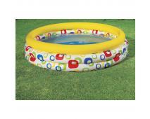 Bazén farebný 168x41cm