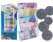 Papierové peniaze a mince