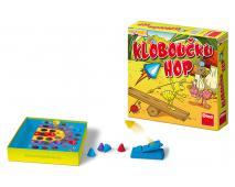Detská hra - Klobúčik hop