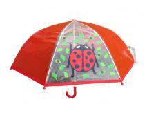 Dáždnik detský lienka