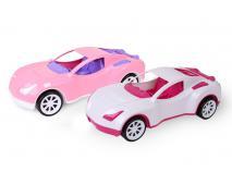 Auto šport. plast. pre dievčatá 40cm