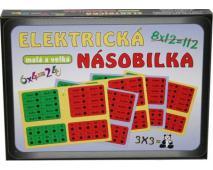 Hra násobilka elektrická
