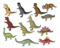 Dinosaurus mäkké telo 12ks v dbx