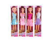 Bábika v šatách