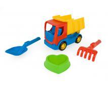 Vyklápač Truck so setom na piesok