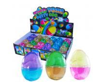 Hmota tvarovacia 2 farby vo vajci