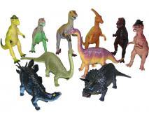 Dinosaurus 25-35cm, 12ks v dbx