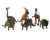 Dinosaurus 6 druhov, 25-36cm