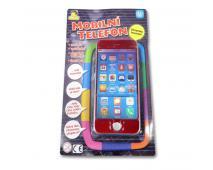 Mobilný telefón SK+CZ na batérie