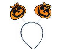 Čelenka Halloween dyňa