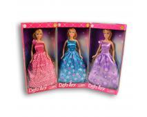 Bábika vo večerných šatách 30cm