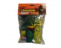 Vojaci v sáčku 6cm