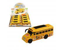 Autobus školský na zotr.16cm