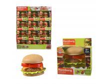 Hamburger 12ks v dbx, 8cm