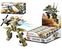 Staveb.Builder Army 6v1