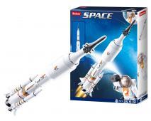 Stavebnica Raketa 167ks