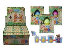 Liahnúce vajce - medvedík,12ks v dbx