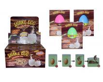 Liahnúce vajce - kobra 6cm
