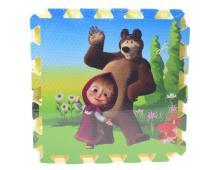 Penové puzzle 9ks BEAR