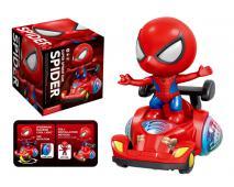 Pavúči elektromobil