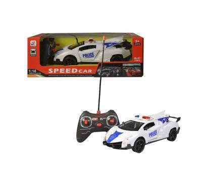Auto policajné na diaľkové 28 cm