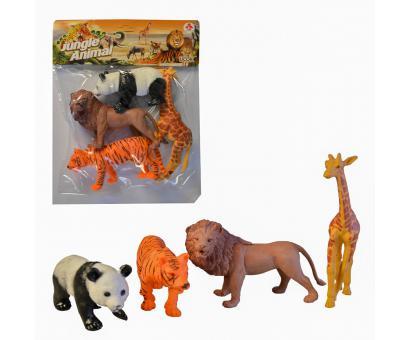 Zvieratká safari 25x21cm