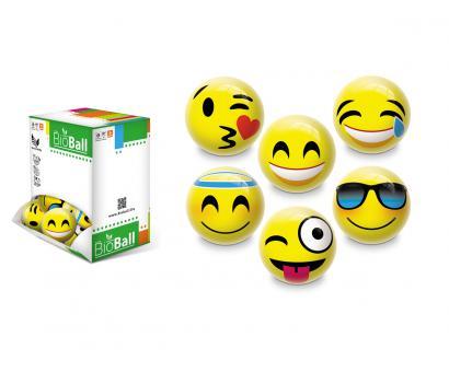 Lopta Emoticon 6cm
