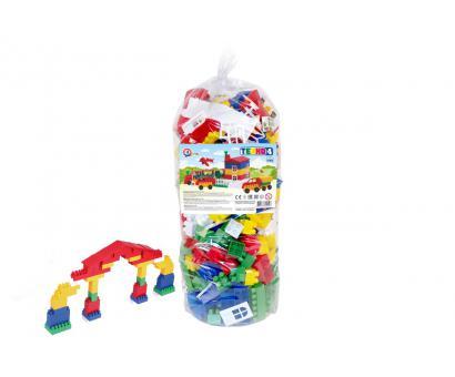 Kocky plastové v sáčku 190ks