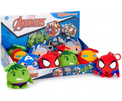 Plyš prívesok Avengers 9cm
