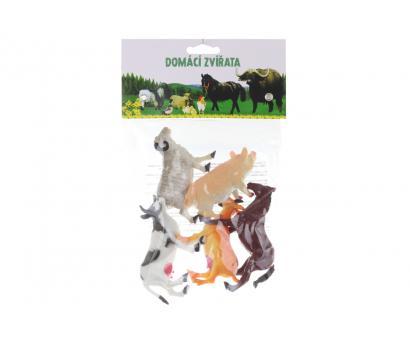 Domáce zvieratká 5ks v sáčku