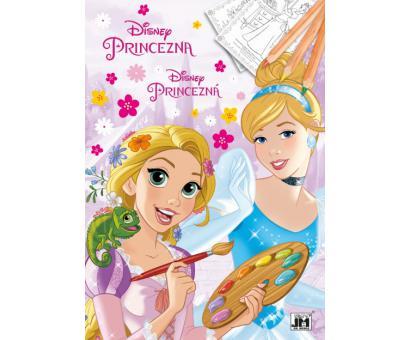 A4 - Disney Princezné