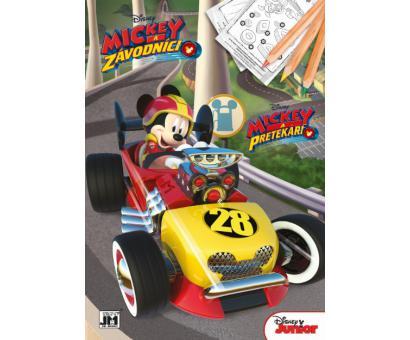 A4 - Mickey a pretekári