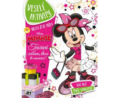Veselé aktivity - Minnie