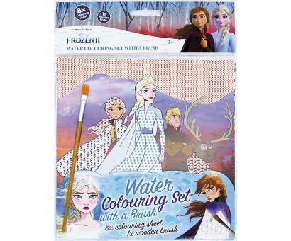 Vodová vym. so štetcom Frozen 2