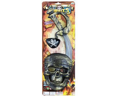 Sada pirátska s maskou