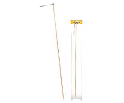 Drevená palička na lampión 60 cm